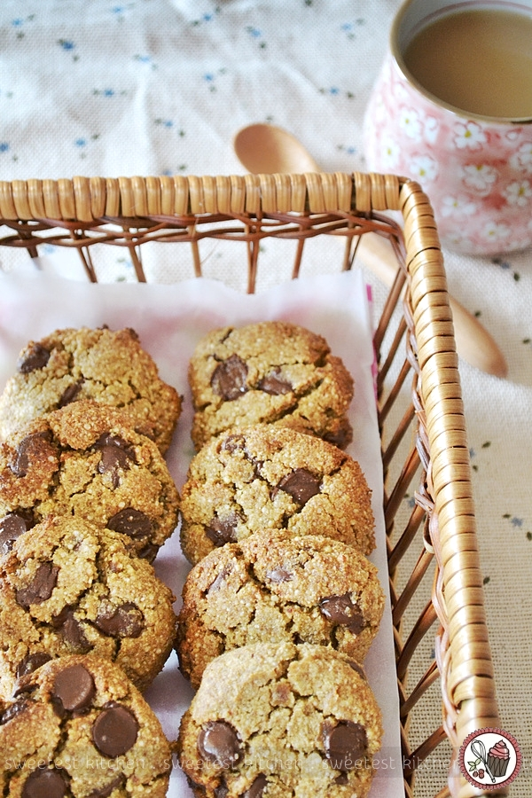 Delicious and healthy? Impossible, you say? These cookies have no ...
