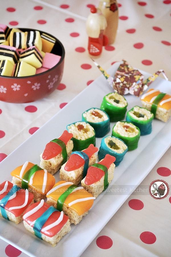 Fish Rice Cake